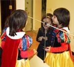 Обучение по музика в частна детска градина Mалки Стъпки